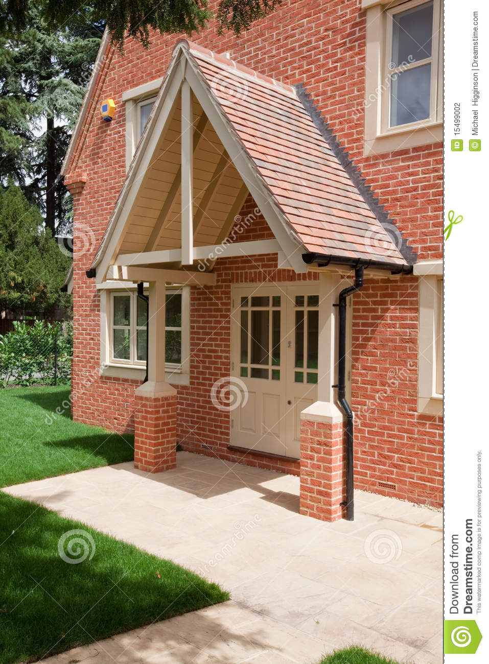 House Canopy Stock Photography Image 15499002