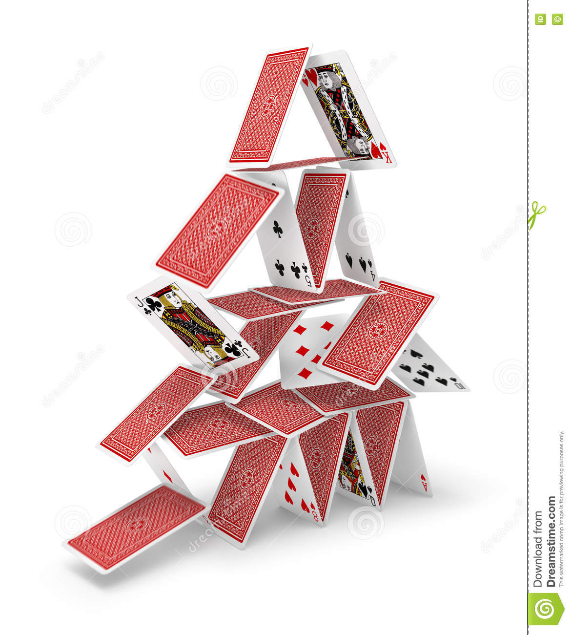 Image result for house of cards collapsing