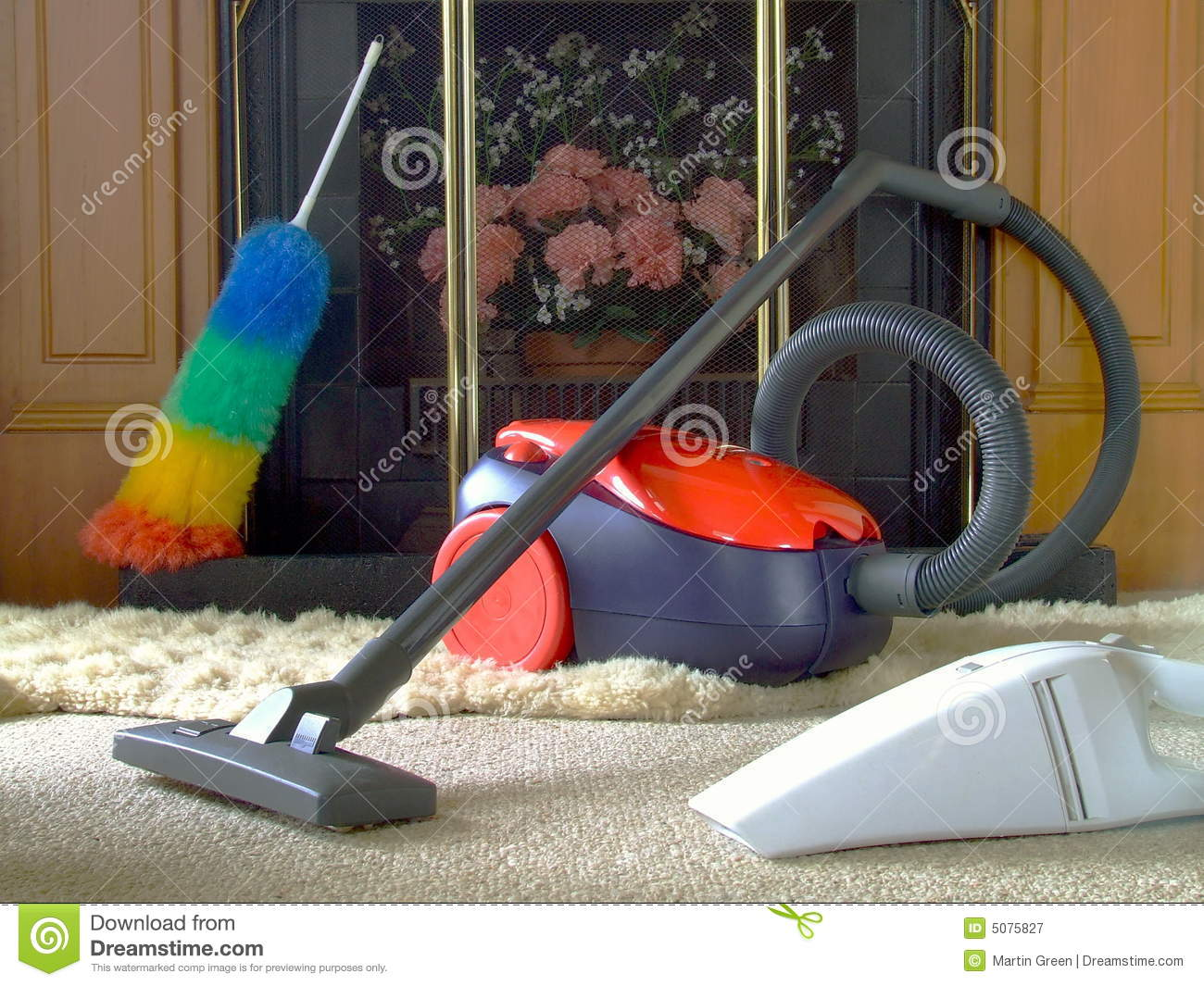 house cleaning stock image  image of dusty  duster