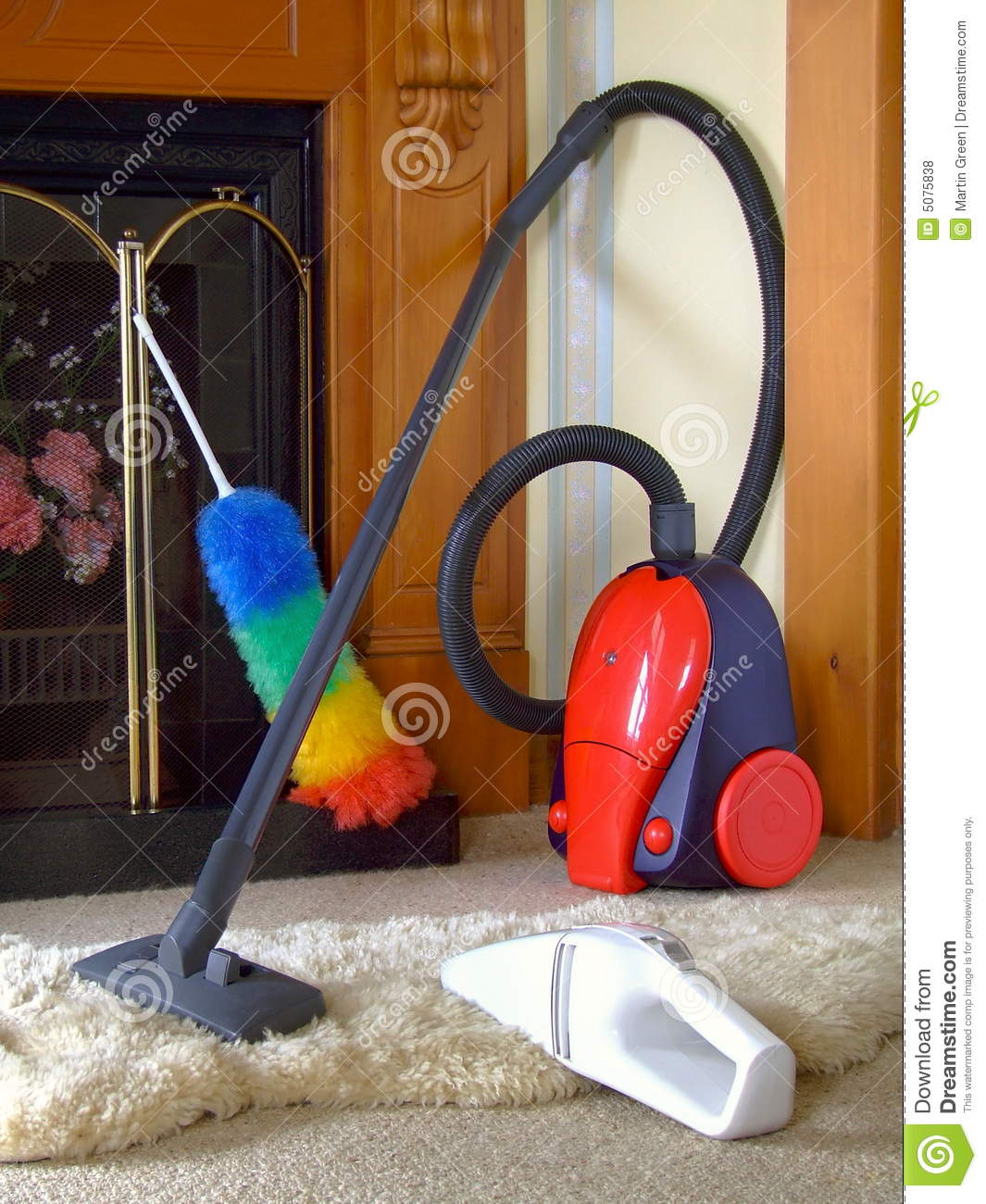 House Cleaning Stock Photo Image Of Clean Carpet Floor