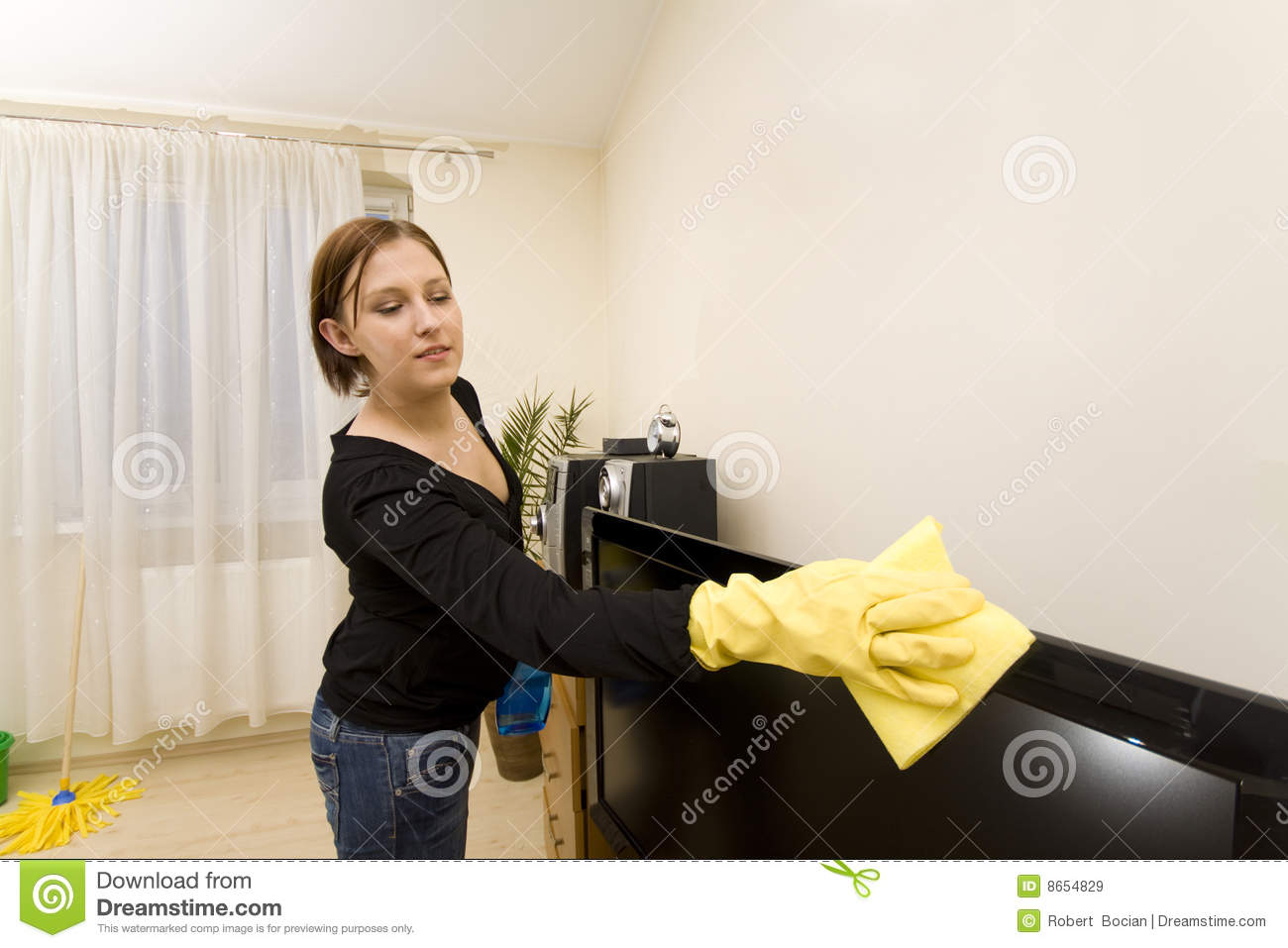 House cleaning royalty free stock images image 8654829 for House cleaning stock photos