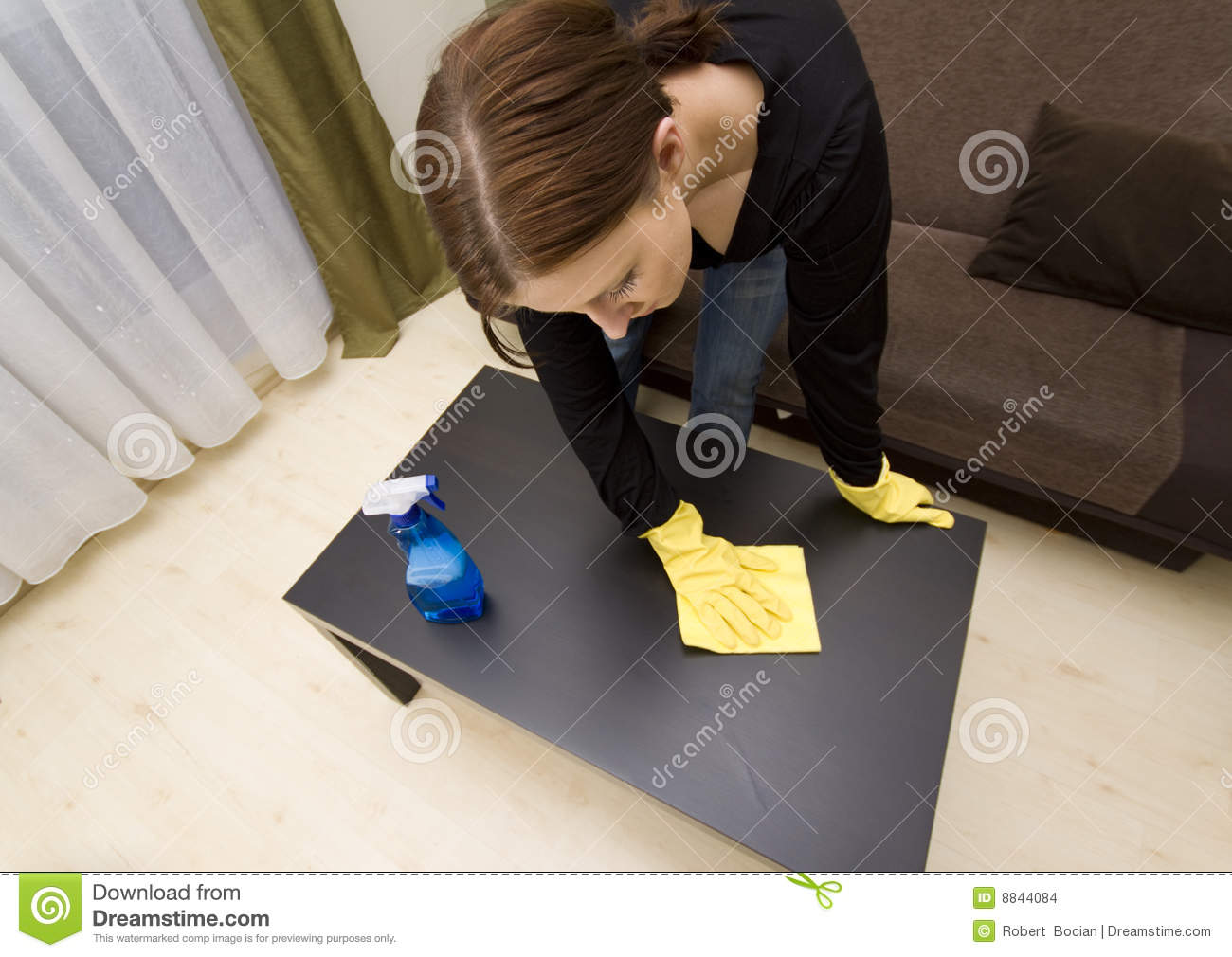 House cleaning stock images image 8844084 for House cleaning stock photos