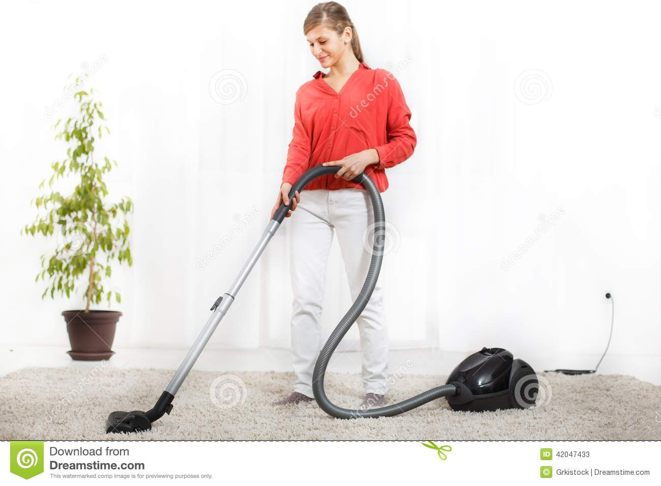 house cleaning stock photo - image: 42047433