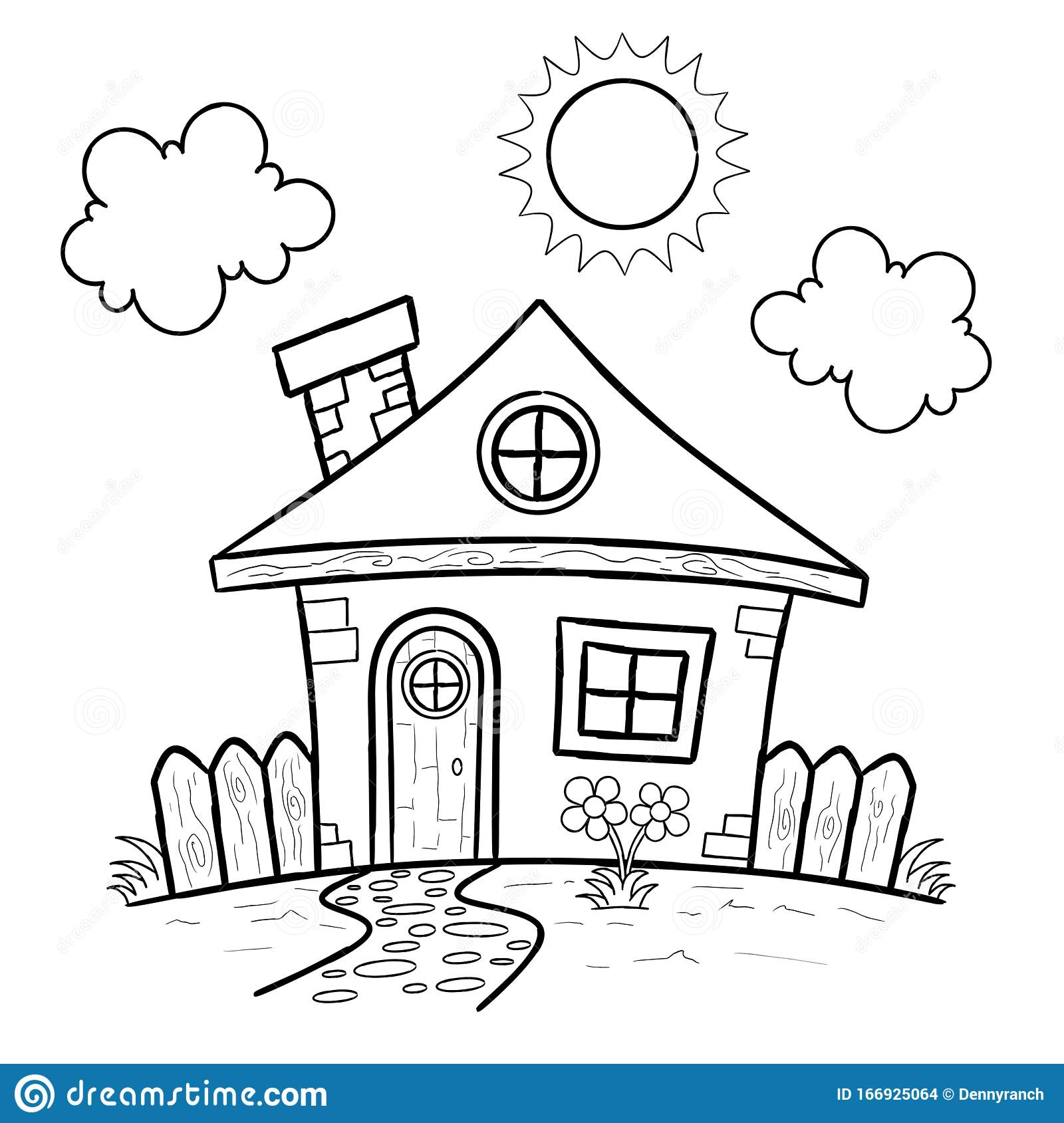 59 Best Birdhouse Coloring Pages for Kids - Updated 2018 ...   1689x1600