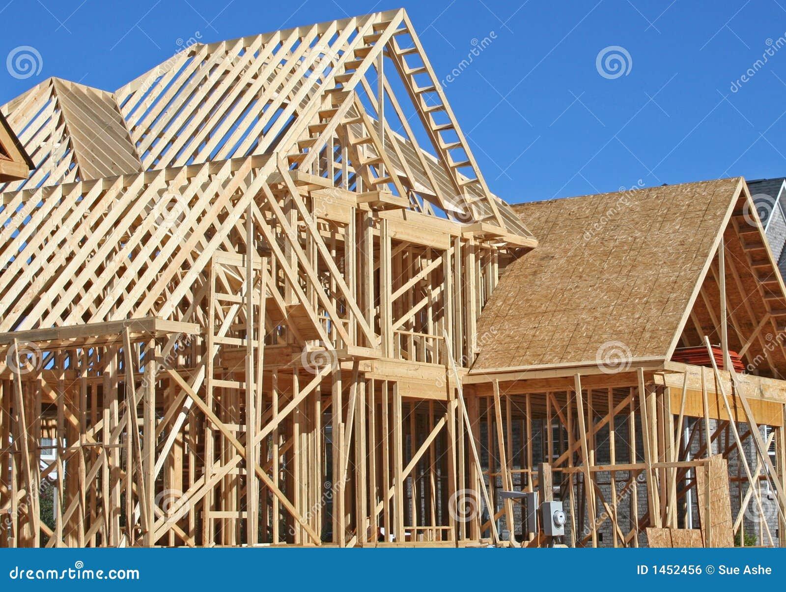 House Construction Royalty Free Stock Image Image 1452456