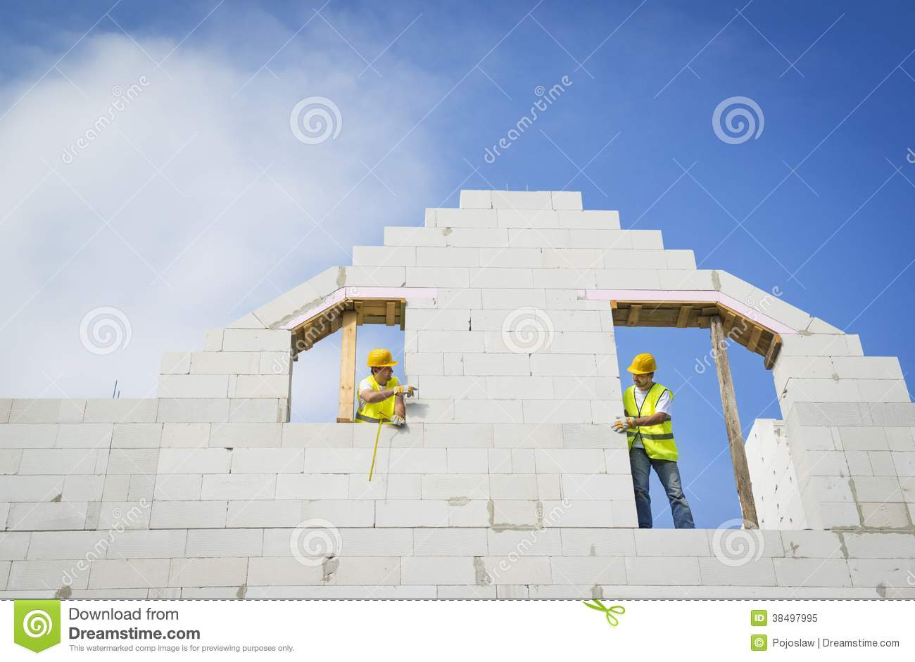 House construction royalty free stock photo image 38497995 for Free home builder