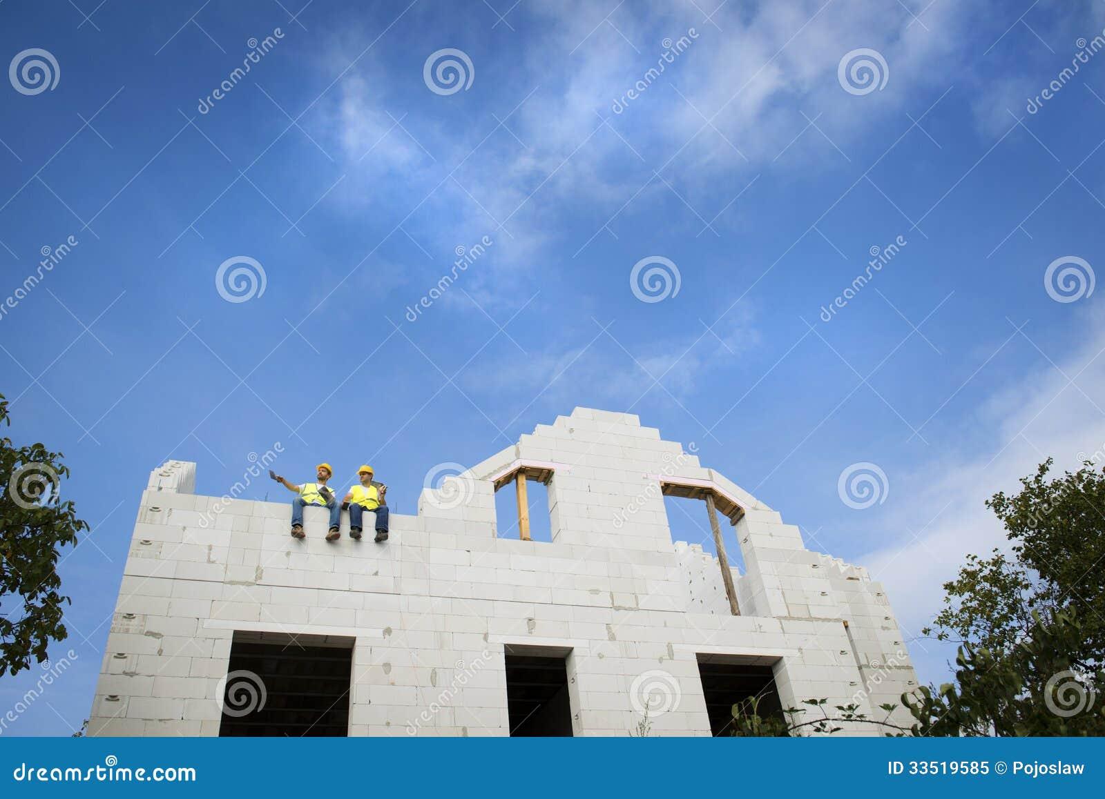 House Construction Royalty Free Stock Photo Image 33519585