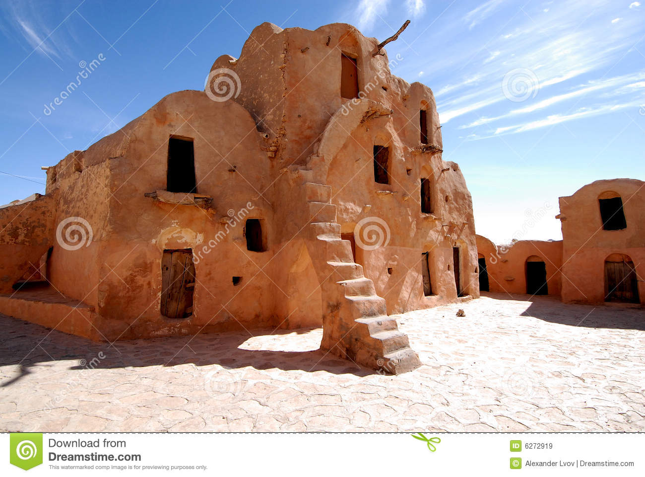 The House In Desert Royalty Free Stock Images Image 6272919