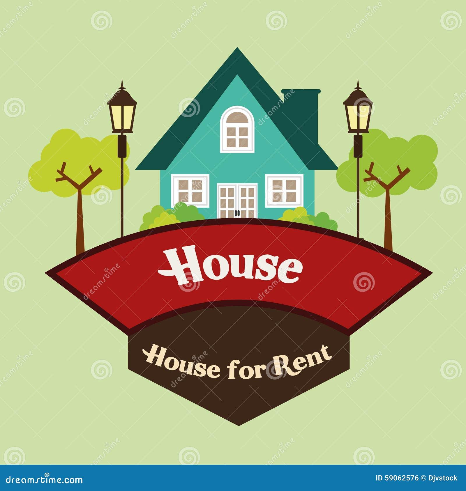 House design stock vector image 59062576 for Digital house design