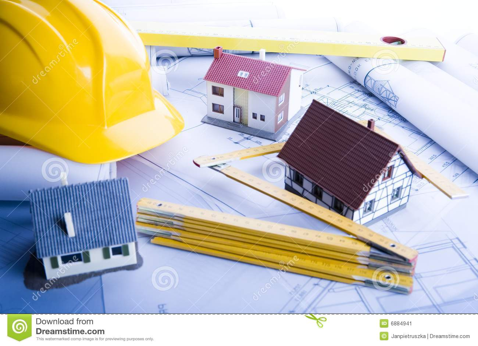House designer stock image image 6884941 for Housedesigner com