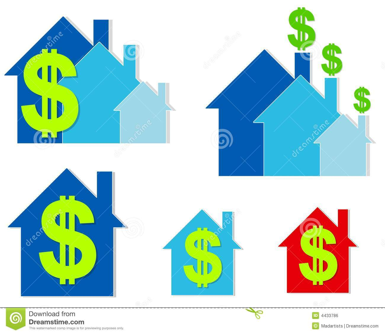 house dollar signs clip art 2 stock illustration illustration of rh dreamstime com clipart pictures of money signs clipart money sign