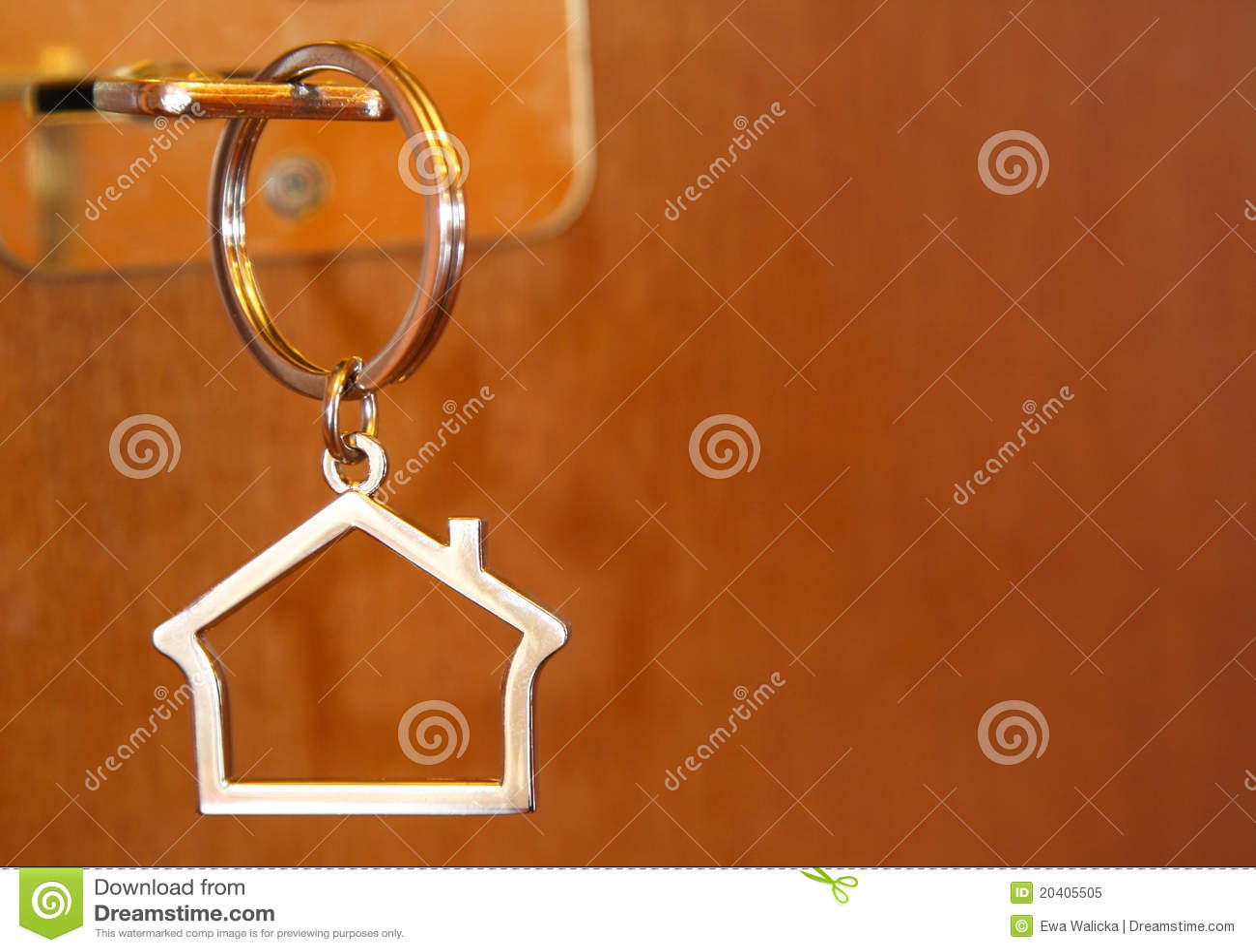 House Door Key Royalty Free Stock Photo Image 20405505