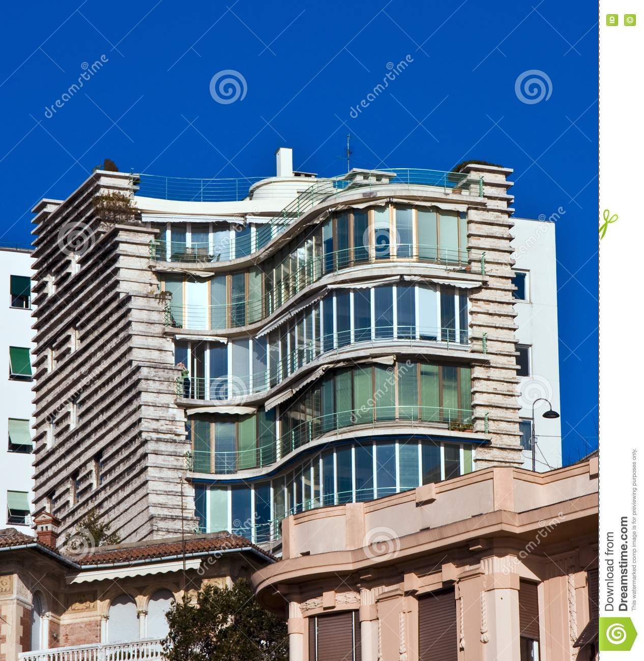A House Without Edges Royalty Free Stock Photos Image