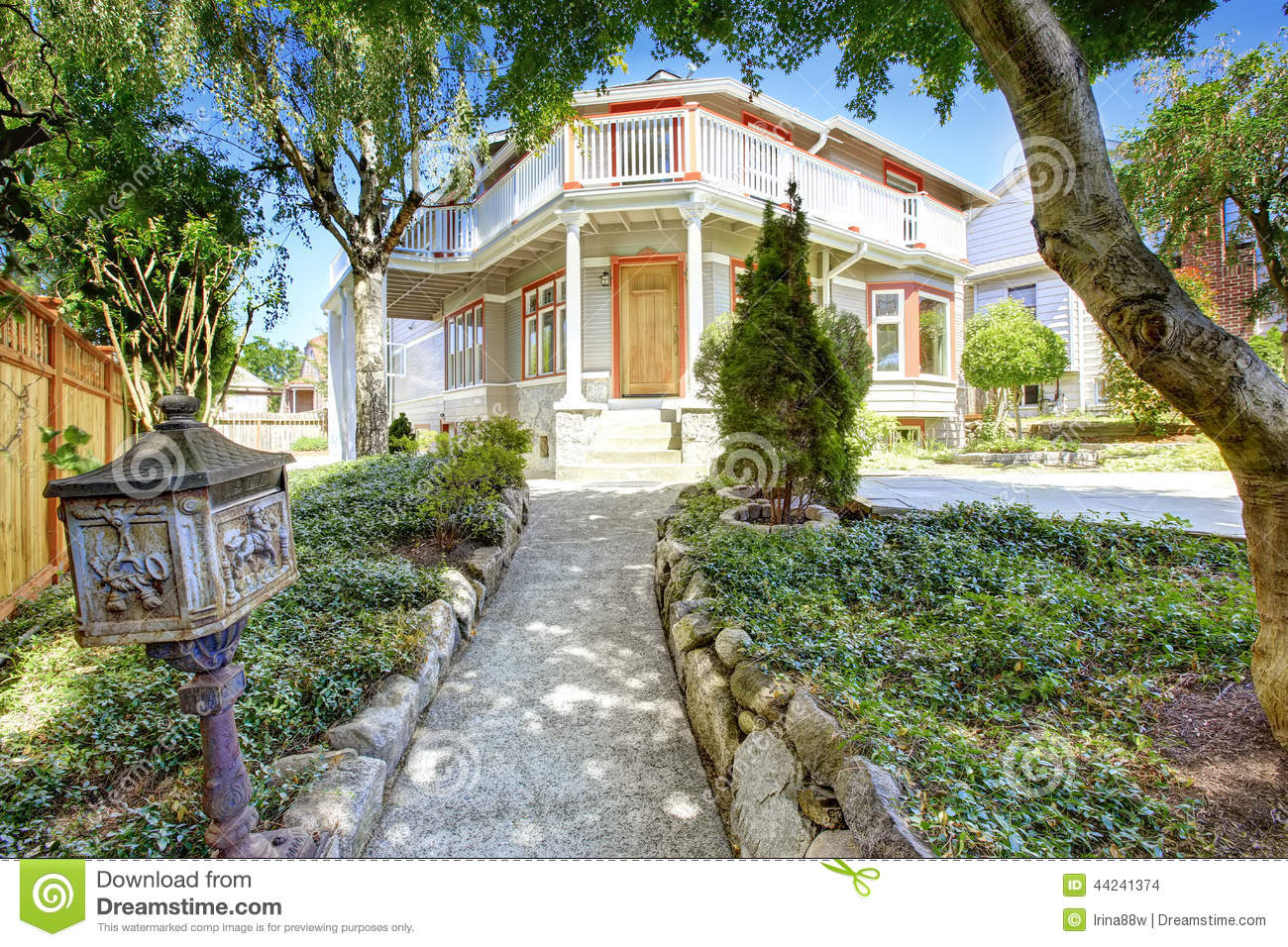 New Luxury House Plans House Entrance Porch With Walkway And Beautiful Landscape