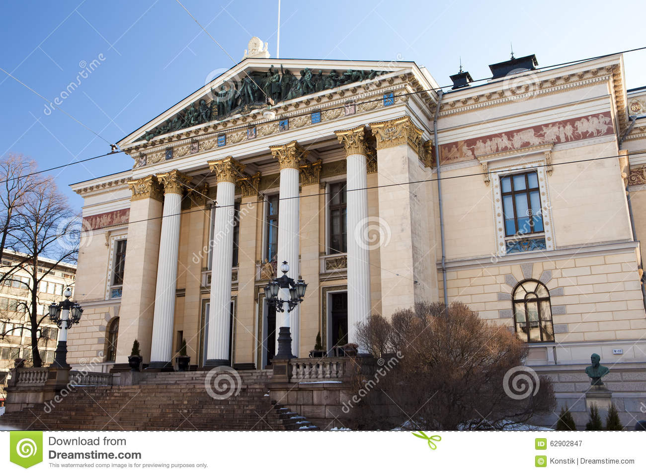 The House Of The Estates, A Historical Building In ...