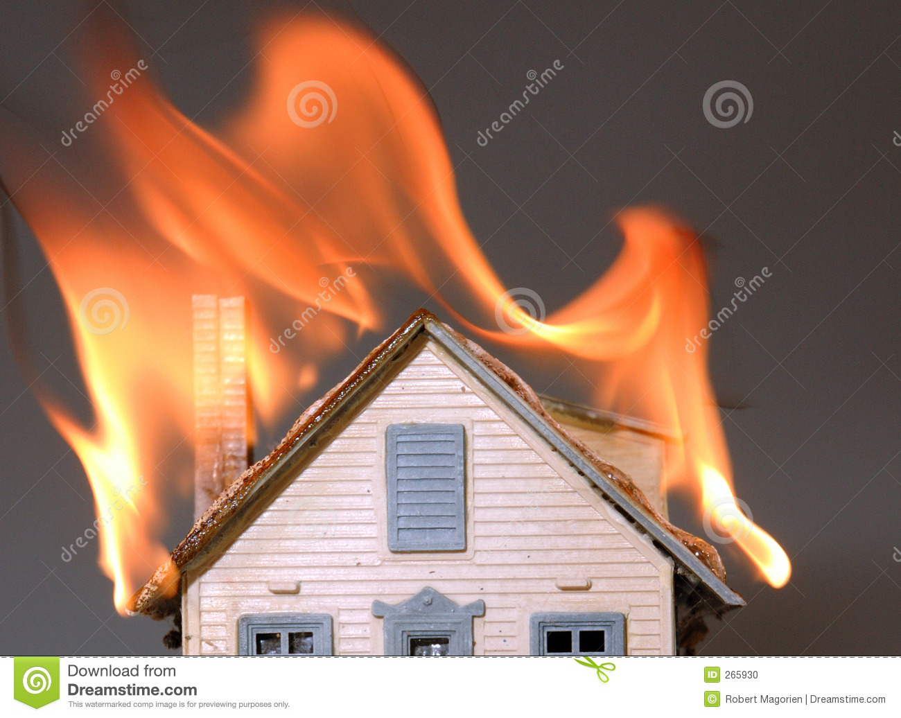 House on fire 2