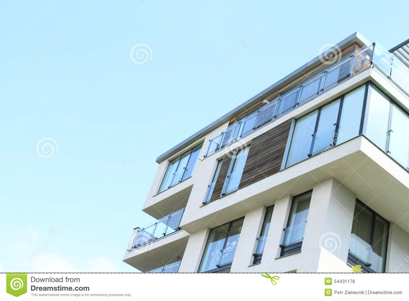 House with flats
