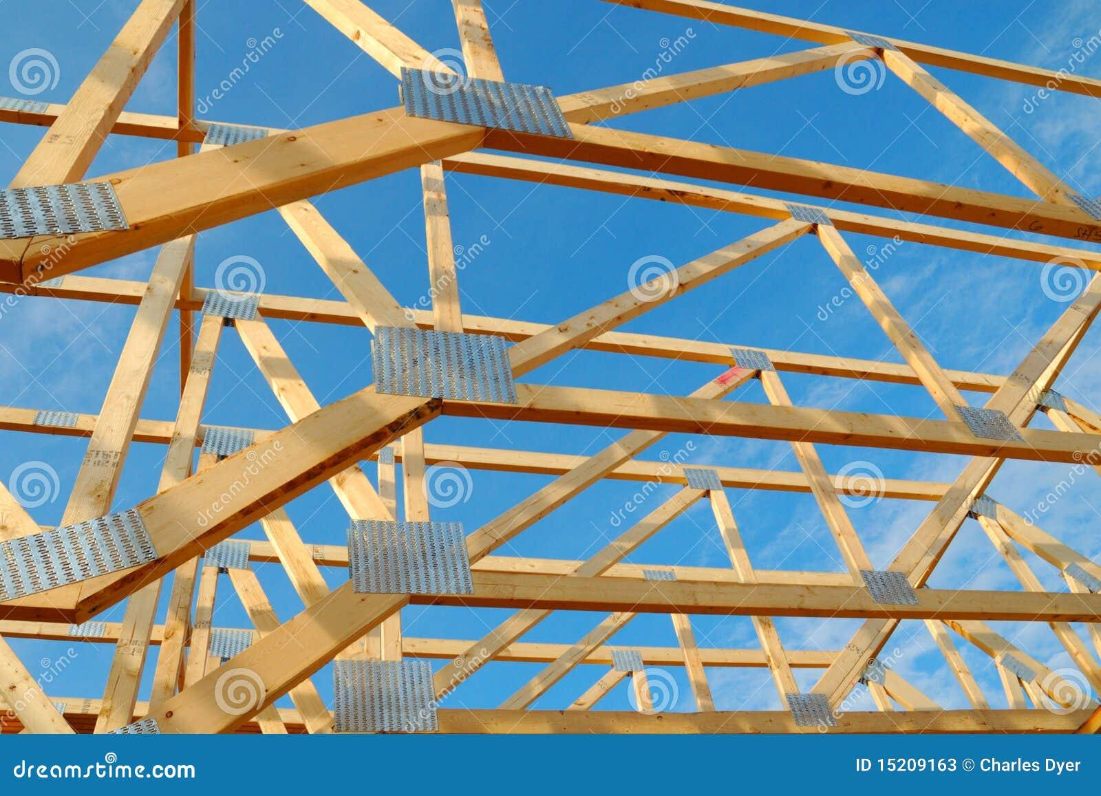 House Framing Stock Photos Image 15209163