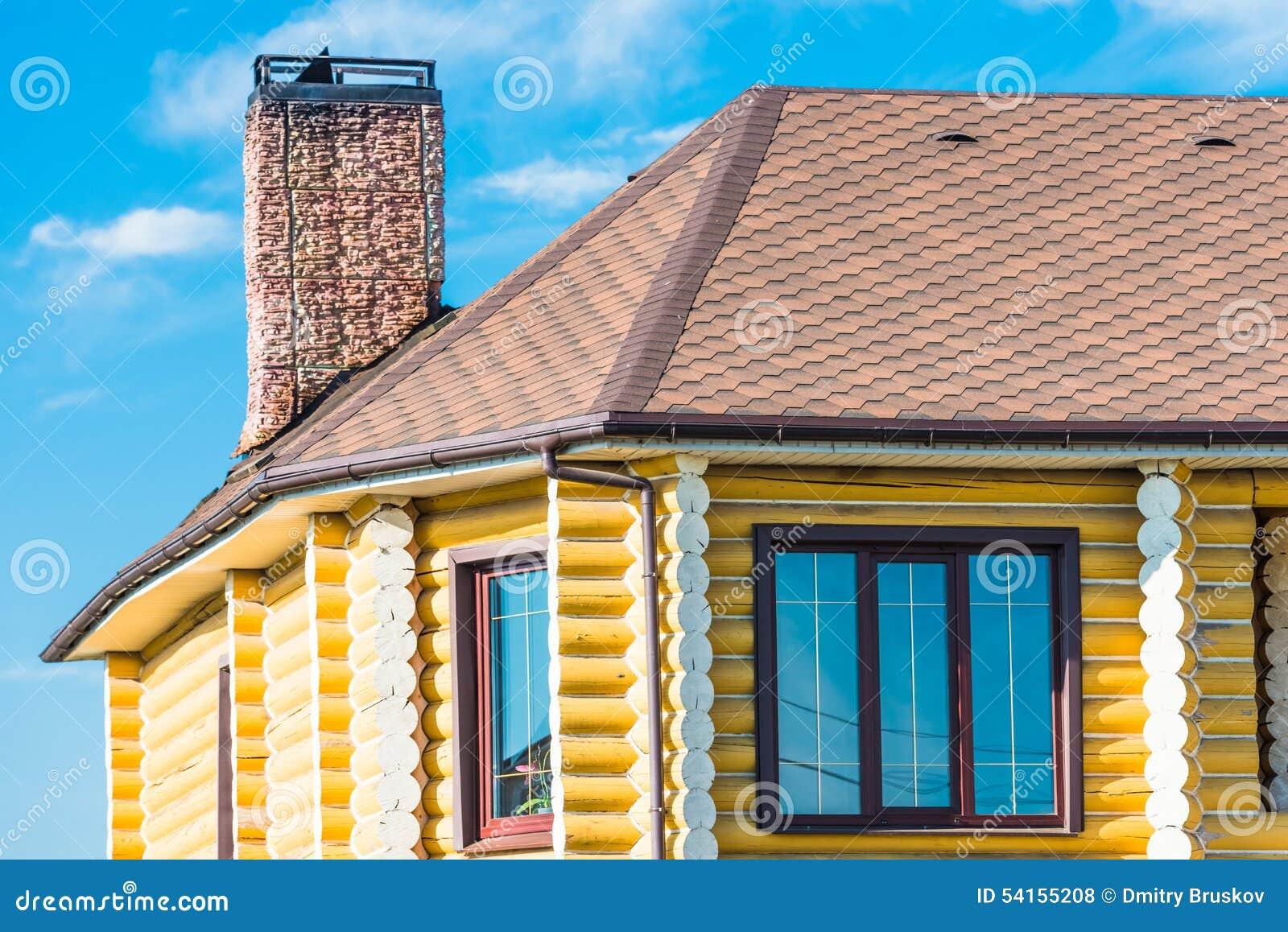 Dormer and gable window vector illustration 56654392 - Houses roof windows ...