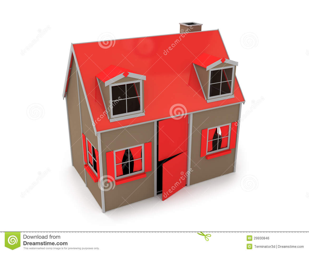 House for games royalty free stock image image 29930846 for House making games