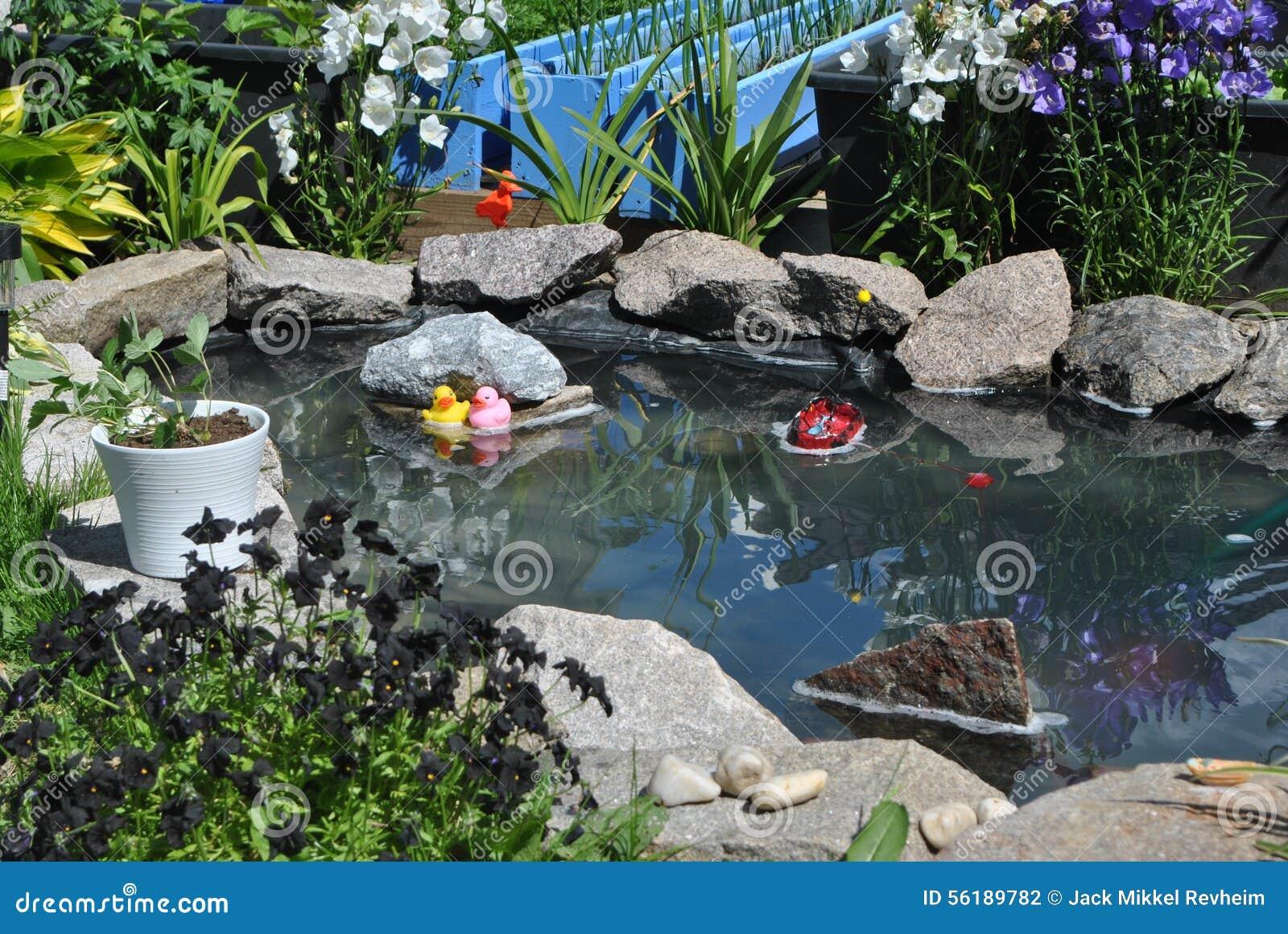 House Garden In Norway Stock Photo Image Of Garden Norwegian 56189782