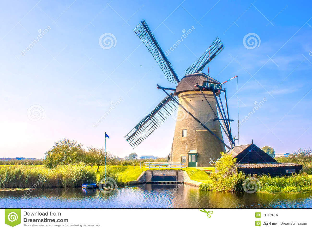 House and the Giant of Netherlands