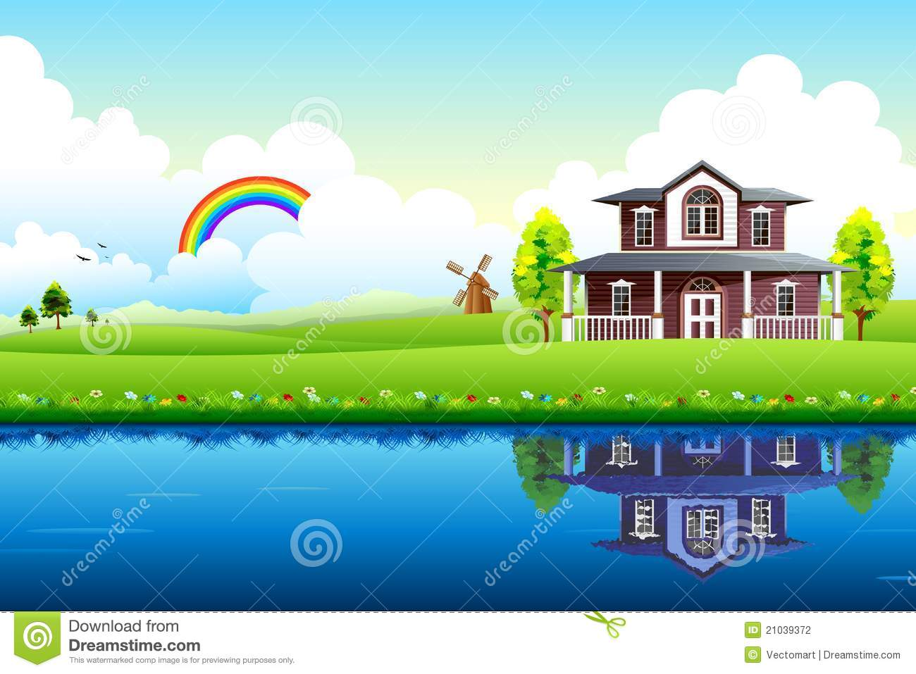 Stock Photography House Heaven Image21039372 on 3d Home Design 7 Sweet –