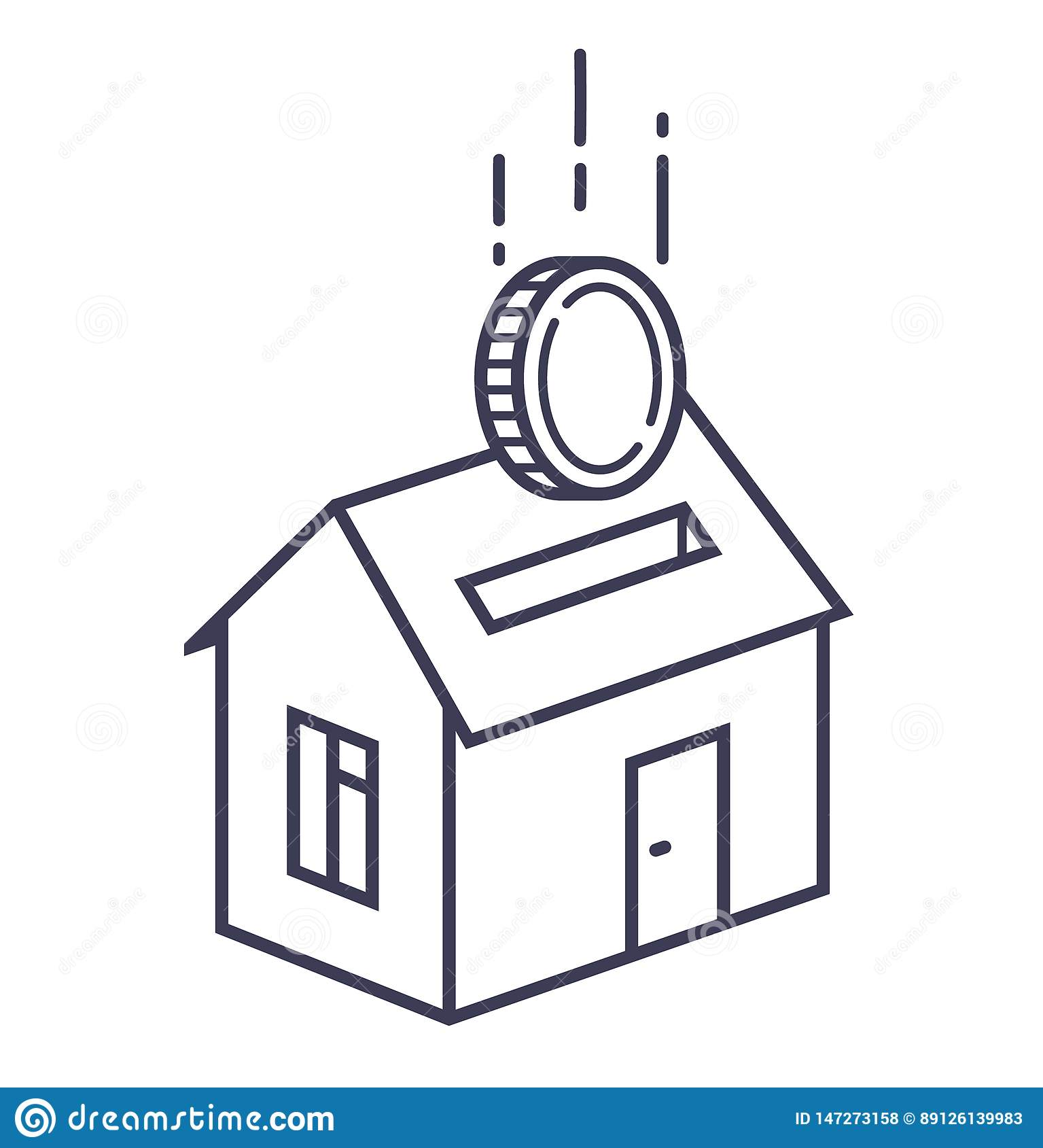 House icon with