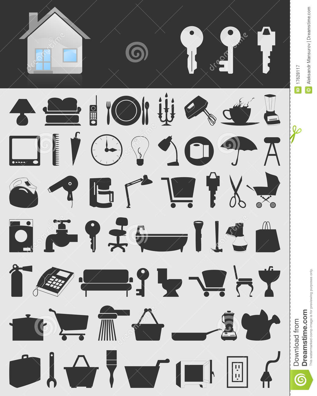 House icons2
