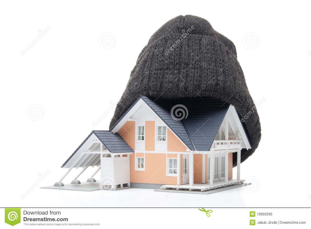 House insulation royalty free stock photography for Insulate your home for free
