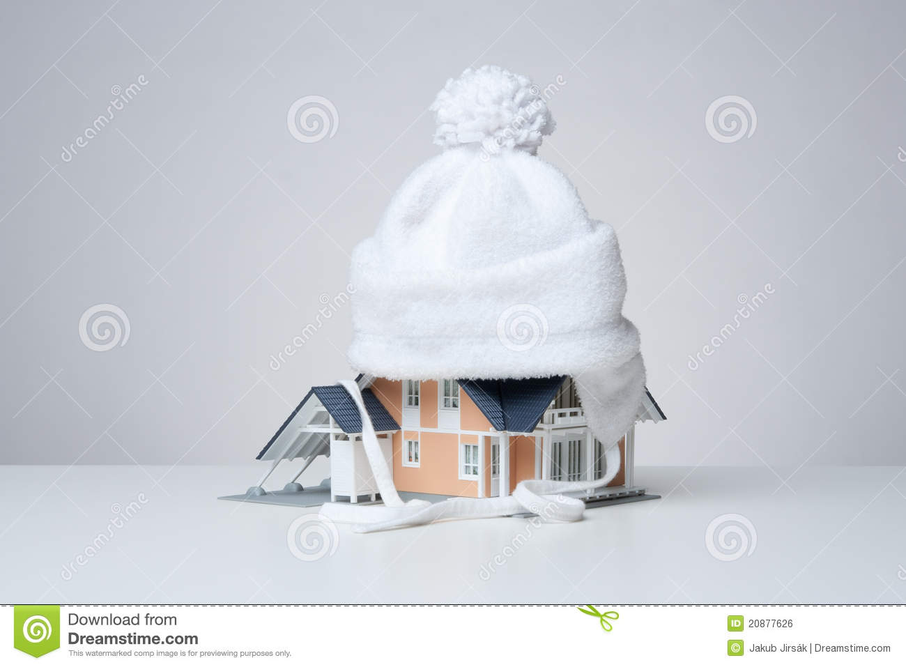 House insulation royalty free stock image image 20877626 for Insulate your home for free