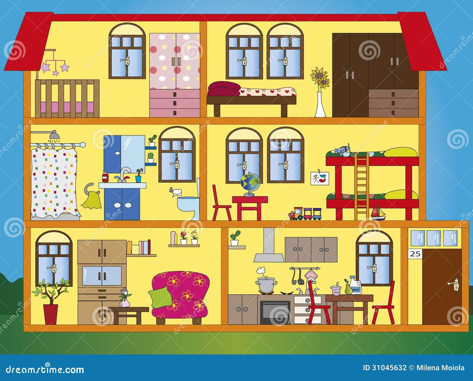 home interior clipart - photo #17