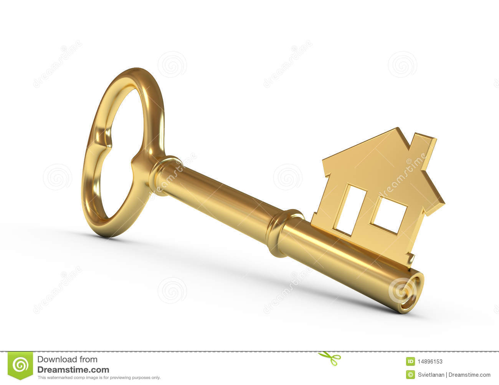 House Key Stock Photos Image 14896153