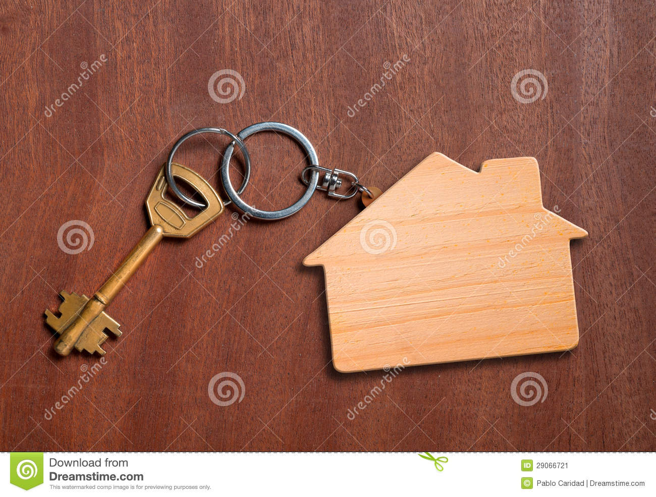 House Key. Stock Image - Image: 29066721