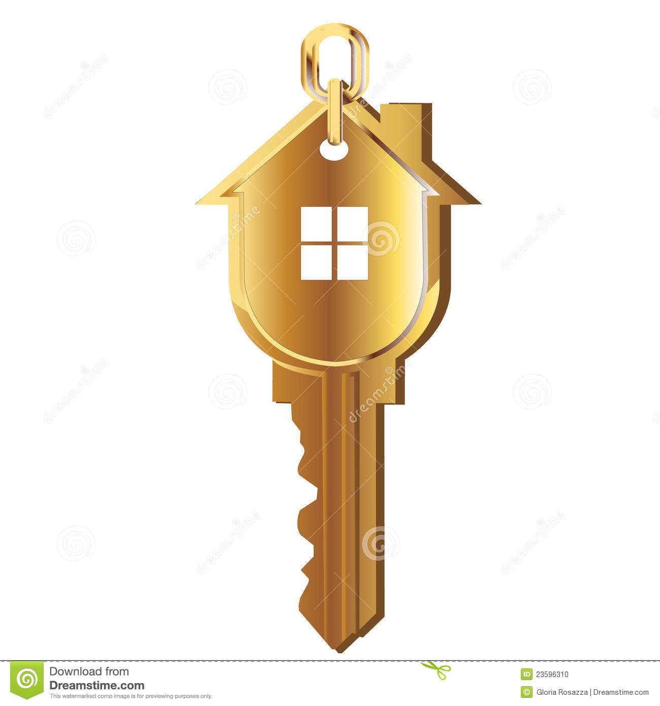 royalty free stock photo download house key