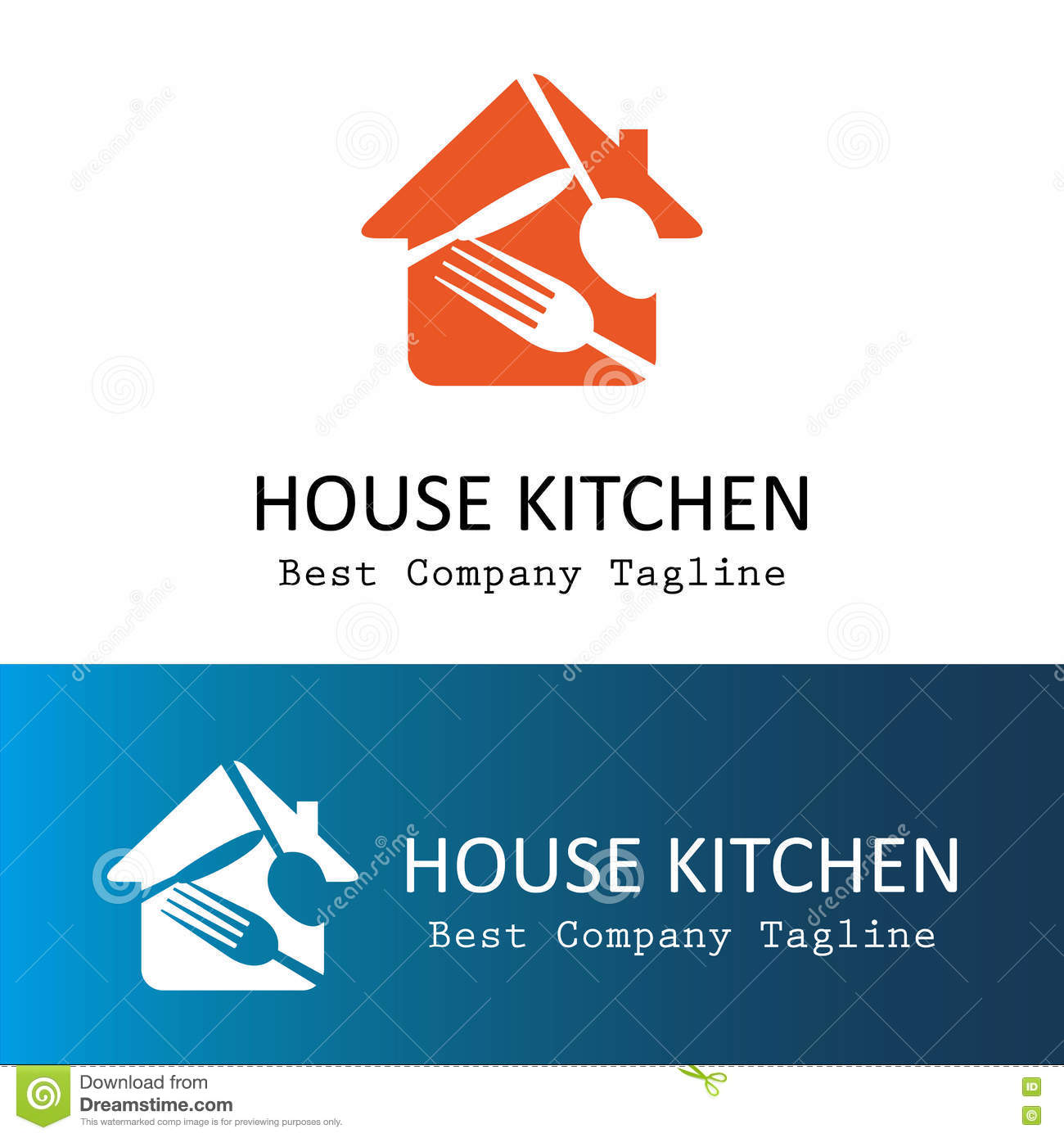 House kitchen logo stock vector. Illustration of cooking - 82245042