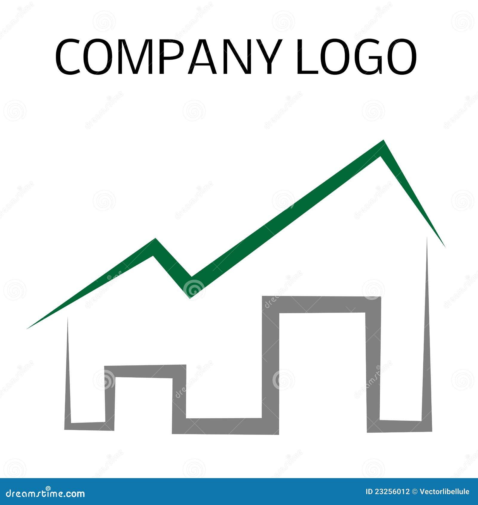 House Logo Stock Photography Image 23256012