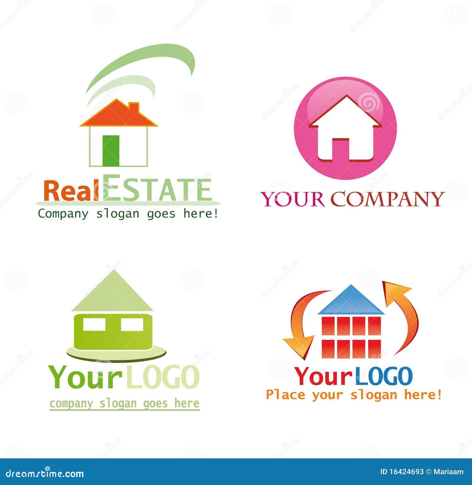 House logo design stock photos image 16424693 for House logo design free