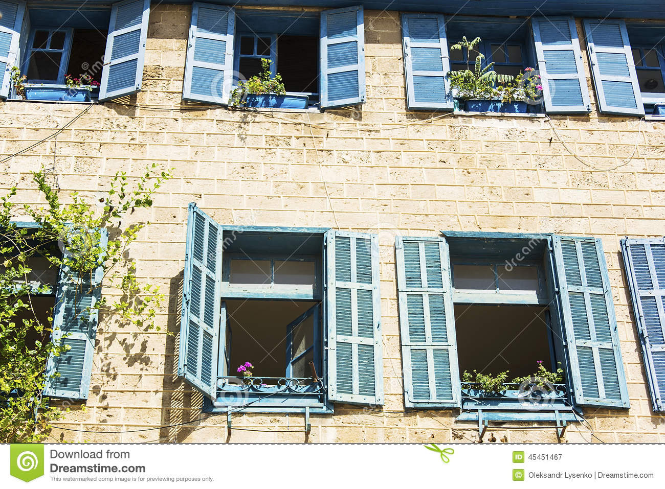 House with lots of windows stock photo image 45451467 for House with lots of windows
