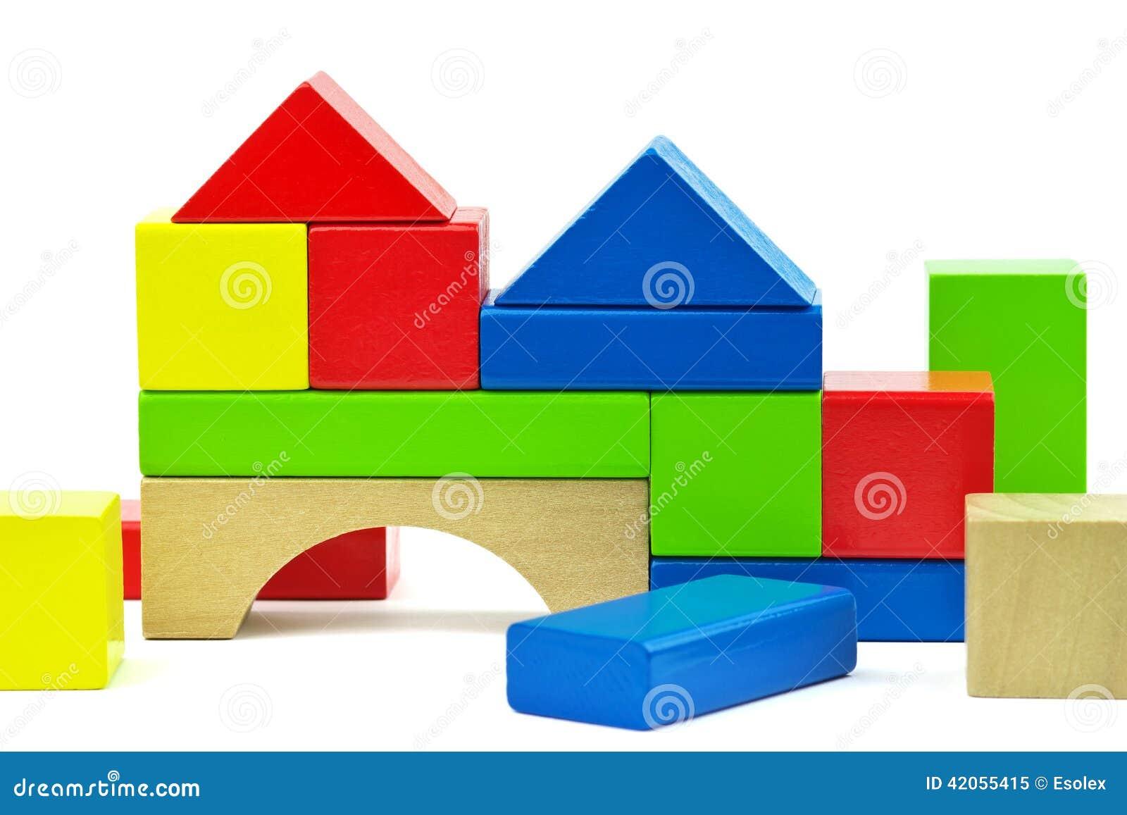 House Building Blocks Toy Videos