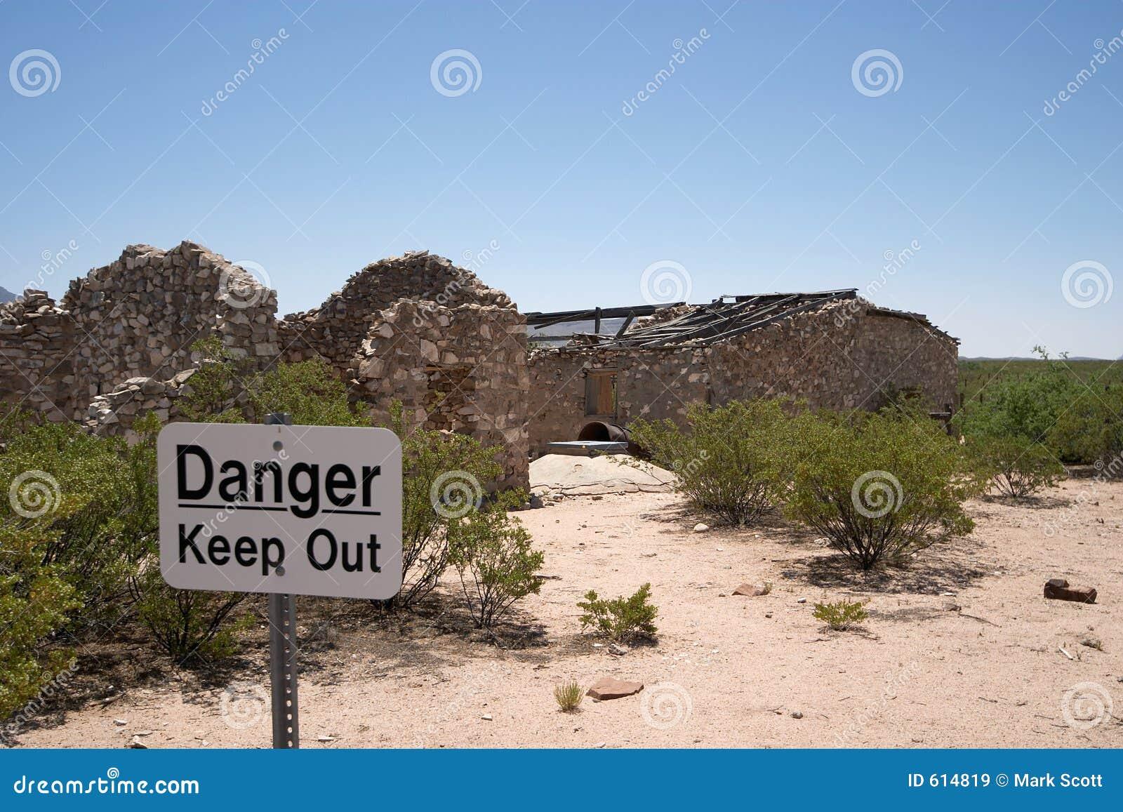 House mcdonald ranch ruins