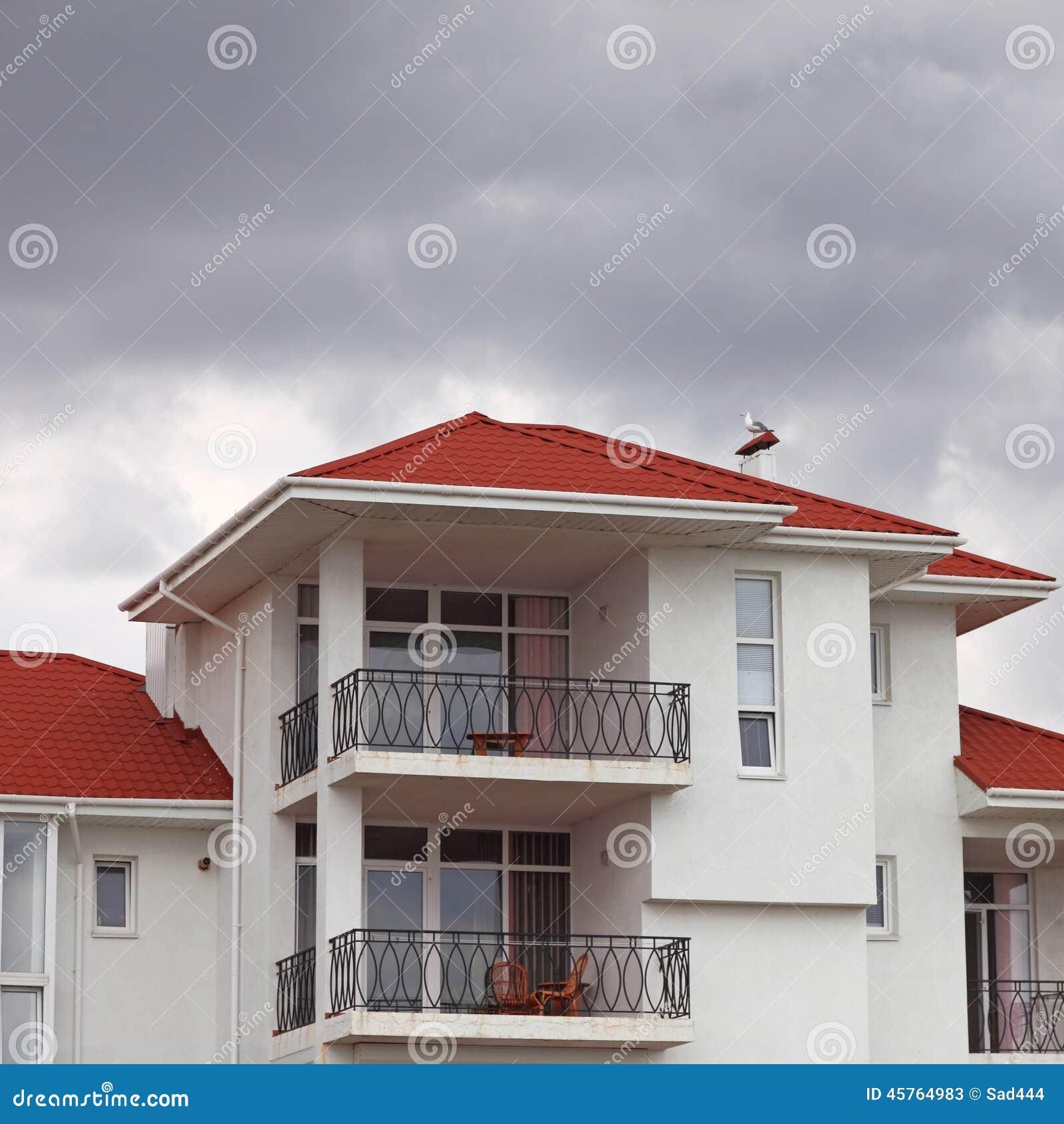 House Stock Photo Image 45764983