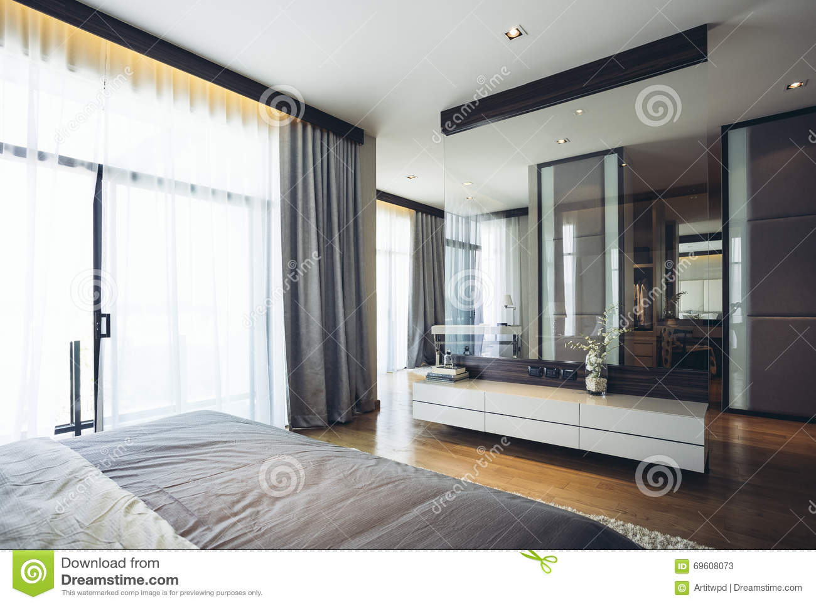 Quelle couleur pour cuisine moderne - Chambre blanche et grise ...