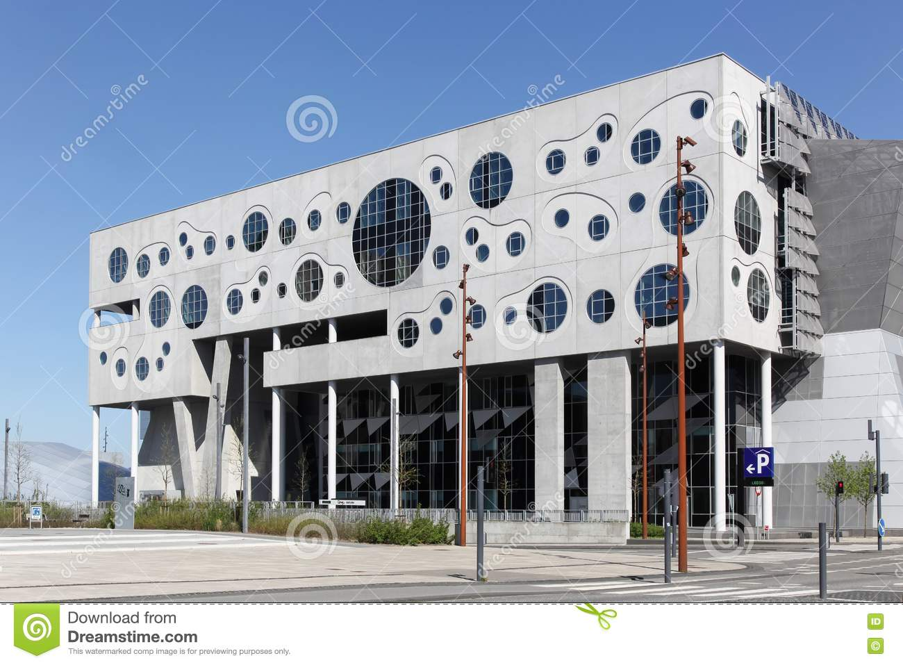 The house of music in aalborg denmark editorial stock for Why is house music called house