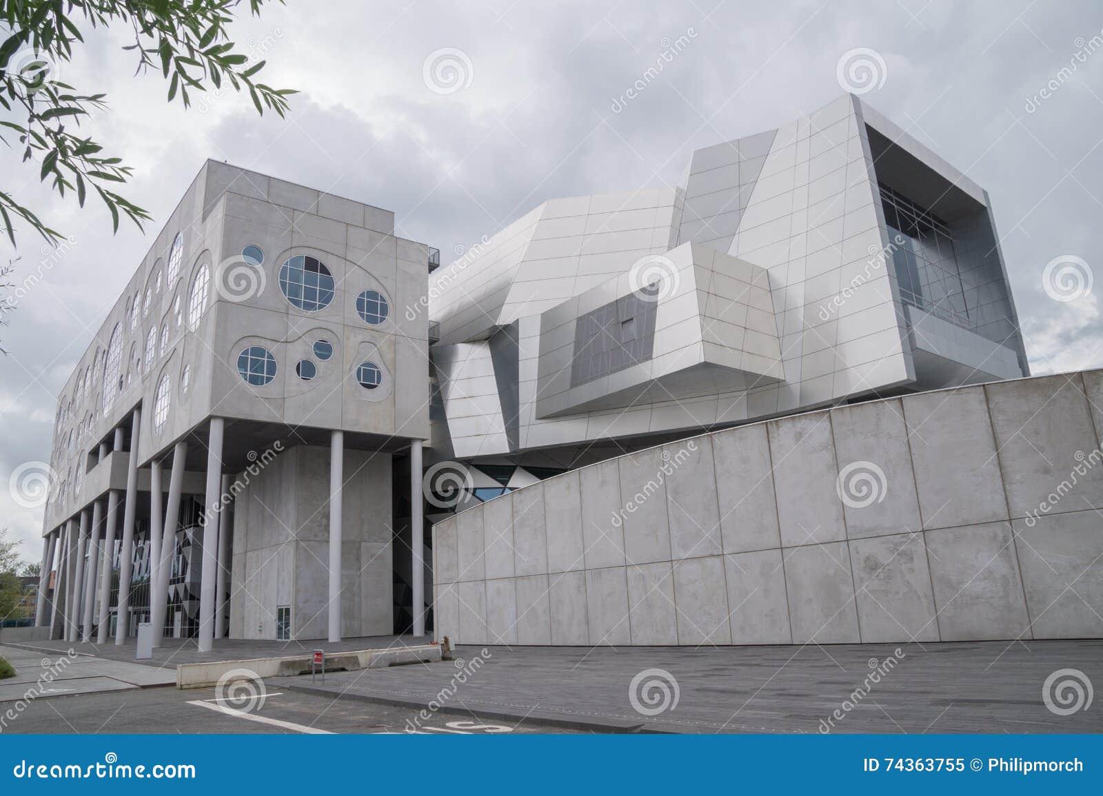 modern architecture the house of music denmark Modern House