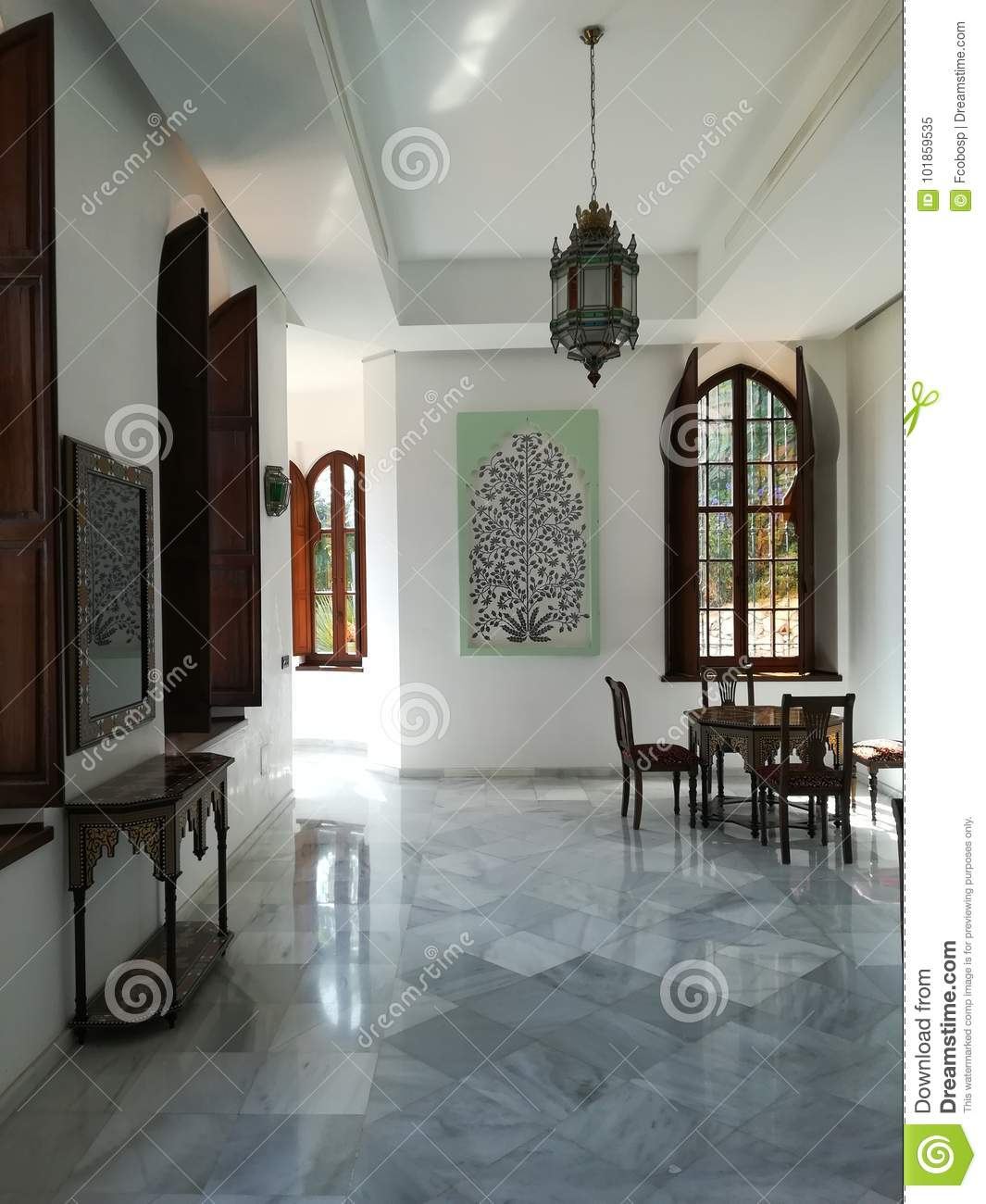 House Of Navajas Interior In Torremolinos Costa Del Sol Editorial Image Image Of Floor Furniture 101859535