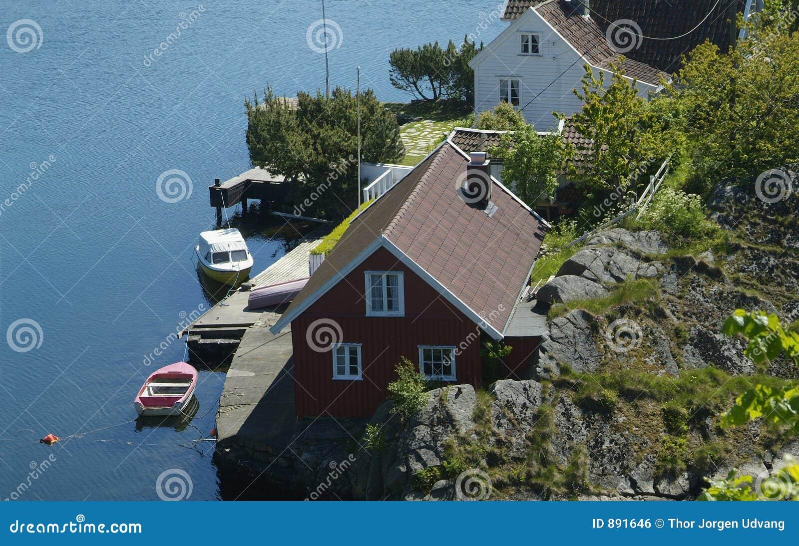 House Norway lato