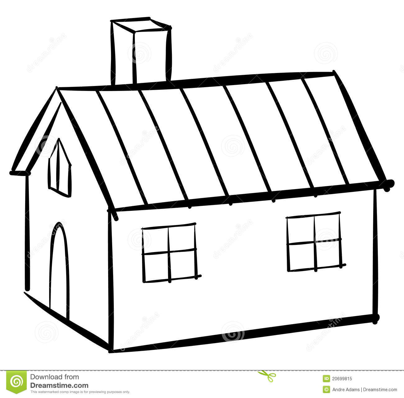 your house home with Royalty Free Stock Photo House Outline Image20699815 on Clouds Outline Coloring Page likewise Cleaning Services furthermore Amelia Earhart Quotes together with Hillside Home Retrofits 2 furthermore Royalty Free Stock Photo House Outline Image20699815.