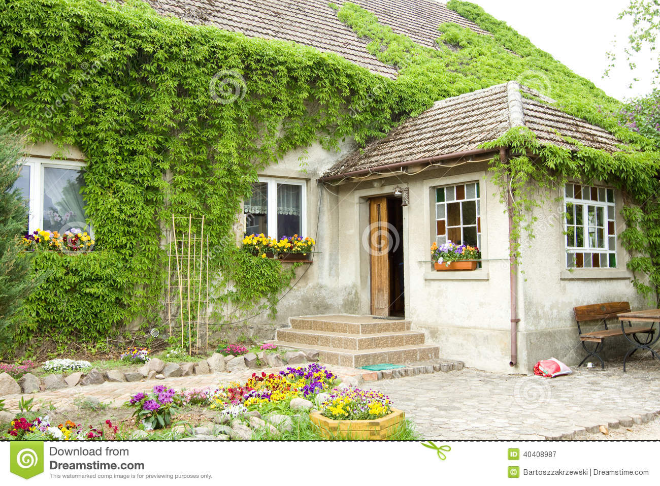 D5ace259f9b4cede Country Home Plans With Front Porch Simple Country House Plans likewise Stock Photography Wooden House Winter Wood Image9493542 besides Royalty Free Stock Images Cottage Window Shutters Decorated Hearts Sweden Wooden Linkoping Image33993669 in addition Royalty Free Stock Photography House Overgrown Vines Flowers Front Image40408987 likewise Rabbit House. on rustic cottage plans