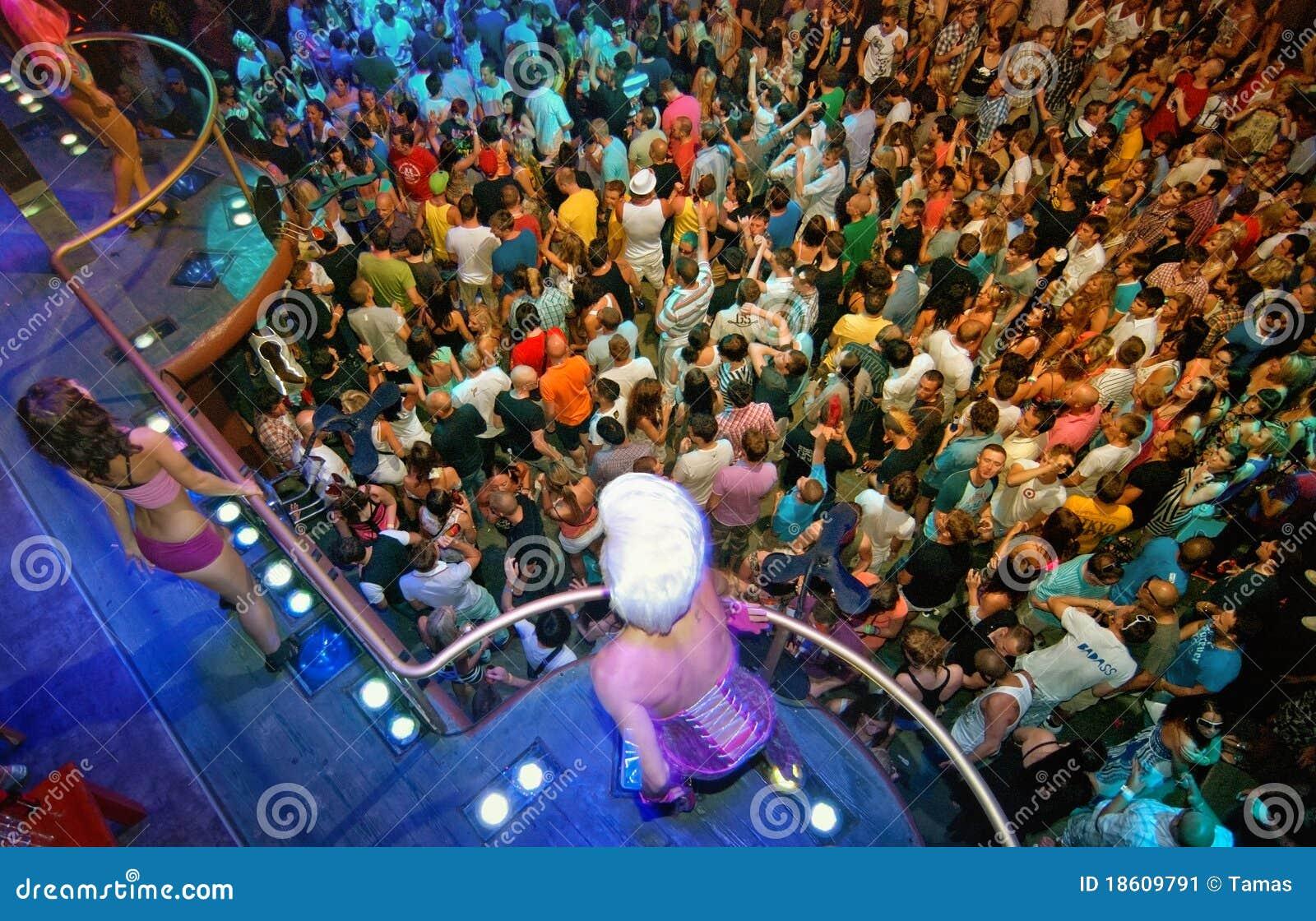 House Party People, DJ Armin Ibiza Editorial Photo - Image ...